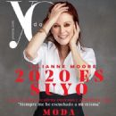 Julianne Moore - YO DONA Magazine Cover [Spain] (28 December 2019)