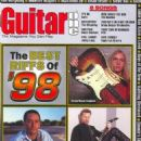 Guitar One Magazine Cover [United States] (January 1999)