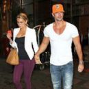 Elizabeth Gutierrez and William Levy