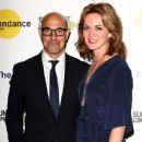 """Stanley Tucci, Felicity Blunt Expecting First Child: """"It's Incredible"""""""
