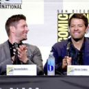 Jensen Ackles- July 24, 2016-  Comic-Con International 2016 - 'Supernatural' Special Video Presentation and Q&A - 454 x 316