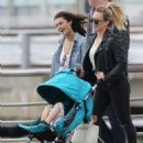 Hilary Duff out in New York City - 454 x 592