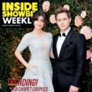 Enrique Gil and Liza Soberano - Inside Showbiz Weekly Magazine Cover [Philippines] (October 2016)