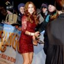 Isla Fisher - Rango Germany Premiere, Berlin, February 20, 2011
