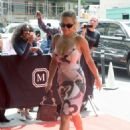 Rita Ora – Arriving at her hotel in New York City