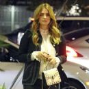 Mischa Barton – On the ste of 'Hills' at the Bottlefish in Brentwood - 454 x 568