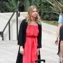 "Emily VanCamp: on the ""Revenge"" set in Los Angeles"