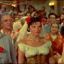 Cornel Wilde and Jane Russell Hot Blood ( Bad Blood) 1956