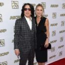 Paul Stanley and Erin Stanley attend the 32nd Annual ASCAP Pop Music Awards held at The Loews Hollywood Hotel on April 29, 2015 in Hollywood, California. - 421 x 600