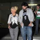 Christina Aguilera Celebrates Lakers Championship