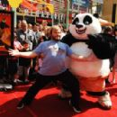 Dreamworks Los Angeles Premiere of Kung Fu Panda