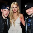 Sophie Monk and Benji Madden - 454 x 256