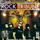 Arin Ilejay, M. Shadows, Synyster Gates, Johnny Christ, Zacky Vengeance - Rock Tribune Magazine Cover [Netherlands] (September 2013)