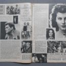 Jean Marais - Cinemonde Magazine Pictorial [France] (5 December 1961) - 454 x 340