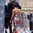 Gugu Mbatha-Raw – at the Royal Albert Hall for 2021 British Academy Film Awards in London