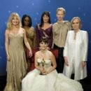 Penélope Cruz, Goldie Hawn, Whoopi Goldberg, Anjelica Huston, Tilda Swinton and Eva Marie Saint At The 81st Annual Academy Awards (2009) - 268 x 400