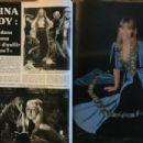 Marina Vlady - Cine Revue Magazine Pictorial [France] (11 August 1977) - 454 x 303