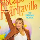 Marla Maples – Opening night for Escape to Margaritaville in New York - 454 x 625