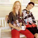 Hanne Gaby Odiele and John Swiatek - 454 x 302