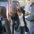 Priyanka Chopra at LAX International Airport in Los Angeles - 454 x 681