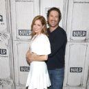 Jenna Fischer – Visit AOL BUILD Series in New York City - 454 x 681