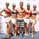 Ryan Lochte at Azure at The Palazzo Hotel and Casino in Las Vegas, NV (August 18)