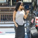 Kourtney Kardashian – Out in West Hollywood