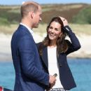 The Duke and Duchess of Cambridge Visit the Isles of Scilly
