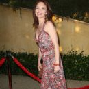Amy Yasbeck - HollyRod Foundation's 11 Annual DesignCare Event Honoring Michael J. Fox On July 25, 2009 In Los Angeles, California - 454 x 681