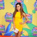 Ariana Grande: Nickelodeon's 27th Annual Kids' Choice Awards