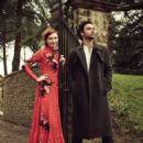 Eleanor Tomlinson for Vogue UK (September 2016)