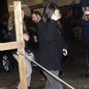 Selena Gomez – Out for dinner in Beverly Hills