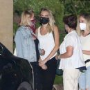 Cara Delevingne – Spotted at Nobu with friends in Malibu