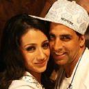 Akshay Kumar and Trisha Krishnan