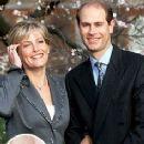 Edward Wessex and Sophie Helen Rhys-Jones