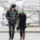 Vanessa Hudgens: Out in Paris with Austin Butler