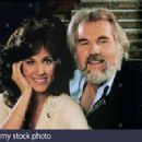 Erin Gray and Kenny Rogers