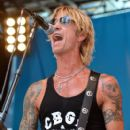 Duff McKagan performs at the 2012 CBGB Festival on July 7, 2012 in New York City - 407 x 594