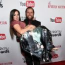 Katilette Butler and Shay Carl - 2016 Streamy Awards - 406 x 600