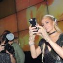 Paris Hilton – Performs at the Wall Lounge in Miami Beach