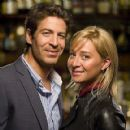 Asher Keddie and Don Hany