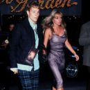 Leighanne and Brian Littrell - 1999 ( May 16th ) - 'Star wars -Episode 1' Movie Premiere - NYC