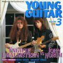 John Norum & Yngwie Malmsteen - 409 x 500