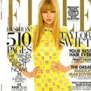 Taylor Swift Elle US March 2013
