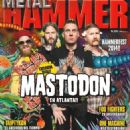 Brann Dailor, Bill Kelliher, Troy Sanders, Brent Hinds - Metal&Hammer Magazine Cover [Spain] (July 2014)