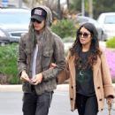 Vanessa Hudgens: out in Santa Monica