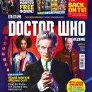 Peter Capaldi - Doctor Who Magazine Cover [United Kingdom] (6 April 2017)