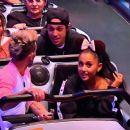 Ariana Grande and her Fiance Pete Davidson at Disneyland - 454 x 386