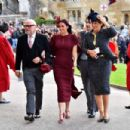 Demi Moore – Wedding of Princess Eugenie of York to Jack Brooksbank in Windsor