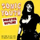 Sonic Youth - Monster Outline